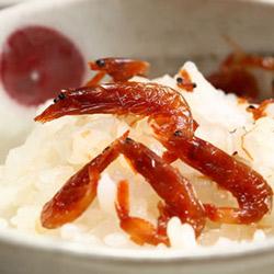 純正生炊き桜えびの佃煮
